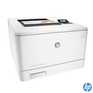 HP CF389A ColorLaserJet Pro 400 M452DN Yazıcı