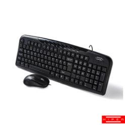 Hiper KM-4000/M-350 USB Siyah Multimedya Set