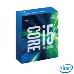 Intel i5-6600K 3.50 GHz 6M 1151p FANSIZ Skylake