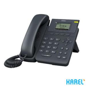 Karel IP1211 Ip Kablolu Telefon