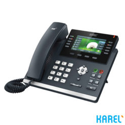 Karel IP136 PoE Ip Kablolu Telefon