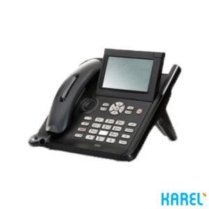 Karel NT421 Dokunmatik Ekranlı Ip Telefon