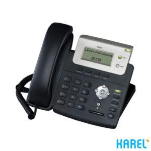 Karel P1131-PoE Ip Kablolu Telefon