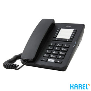 Karel TM142 Kablolu Telefon