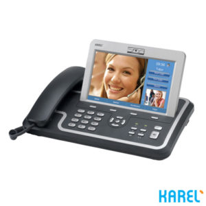 Karel VP116 Ip Video Telefon