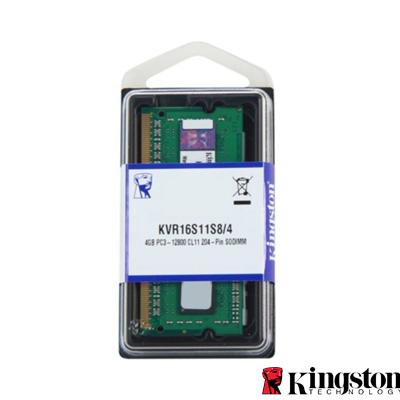 Kingston NTB 4GB 1600MHz DDR3 KVR16S11S8/4