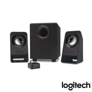 Logitech Z213 2+1 Speaker+Bluetooth Adapter Bundle 14W RMS