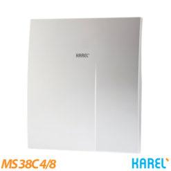 Karel MS38C 4/8 sabit kapasite Telefon Santrali