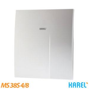 Karel MS38S 4/8 Sabit Kapasite Telefon Santrali