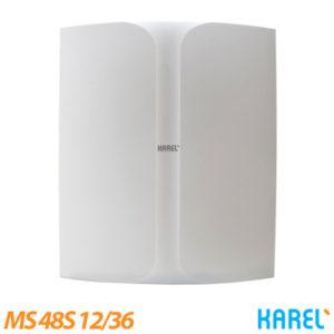 Karel MS48S 12/36 Kapasiteli Telefon Santrali