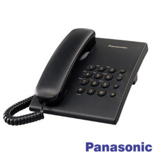 Panasonic KX-TS500 Kablolu Masa Telefonu Siyah
