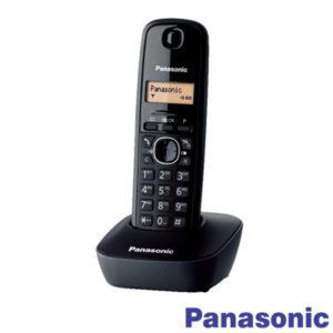Panasonic Kx Tg1611 Dect Telefon Siyah-Gri