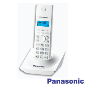 Panasonic Kx Tg1711 Dect Telefon Beyaz