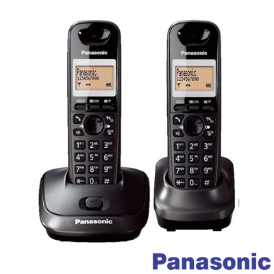 Panasonic Kx Tg2512 DUO Dect Telefon