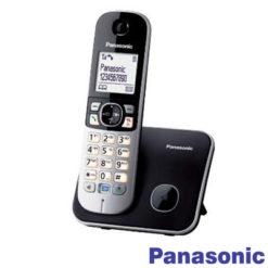 Panasonic Kx Tg6811 Dect Telefon Siyah