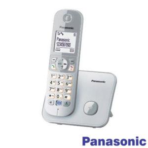 Panasonic Kx Tg6811 Dect Telefon Gri