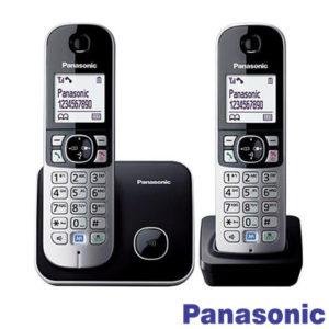 Panasonic Kx Tg6812 Dect Telefon Gri