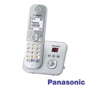 Panasonic Kx Tg6821 Dect Telefon Gri