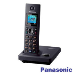 Panasonic Kx Tg7851 Dect Telefon Füme