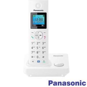 Panasonic Kx Tg7851 Dect Telefon Beyaz