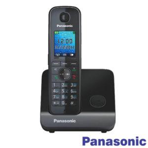 Panasonic Kx Tg8151 Dect Telefon Siyah