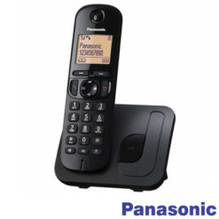 Panasonic Kx Tgc210 Dect Telefon Siyah