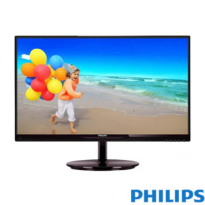 "Philips 21.5"" 224E5QSB-01 IPS LED Monitör 5ms"
