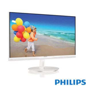 "Philips 21.5"" 224E5QSW-01 LED Monitör 5ms Beyaz"