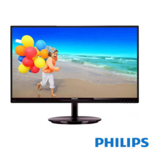 "Philips 23"" 234E5QSB-01 LED IPS Monitör 8ms Siyah"