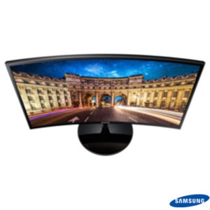 "Samsung 23,5"" LC24F390F LED Curved Monitör 4ms"