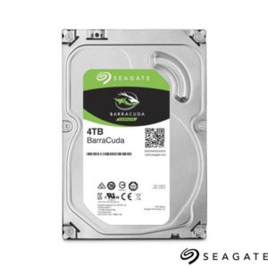 "Seagate BARRACUDA 3,5"" 4TB 256MB 5400 ST4000DM004"