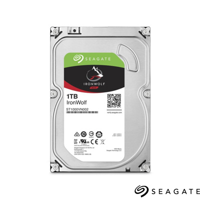 """Seagate IRONWOLF 3,5"""" 1TB 64MB 5900RPM ST1000VN002"""