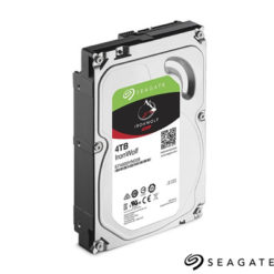 "Seagate IRONWOLF 3,5"" 4TB 64MB 5900RPM ST4000VN008"