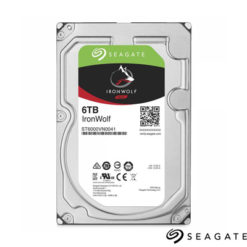 "Seagate IRONWOLF 3,5"" 6TB 128MB 7200 ST6000VN0041"