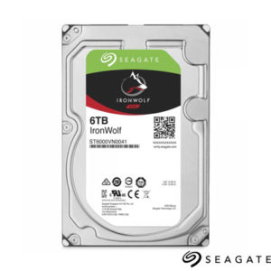 """Seagate IRONWOLF 3,5"""" 6TB 128MB 7200 ST6000VN0041"""