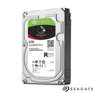 "Seagate IRONWOLF PRO 3,5"" 6TB 7200RPM ST6000NE0021"