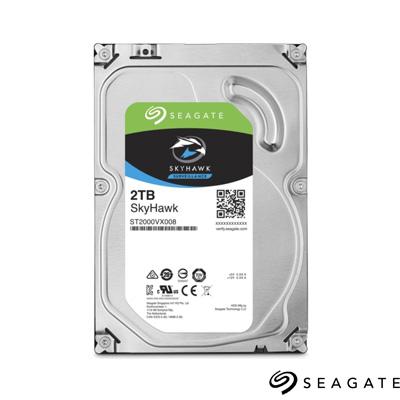 """Seagate SKYHAWK 3,5"""" 2TB 64MB 5900RPM ST2000VX008"""