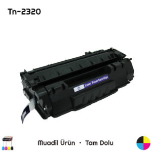 Brother Tn-2320 Muadil Toner