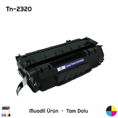 Brother Tn-2320 Muadil Toner