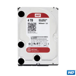 """WD 4TB Red 3,5"""" 64MB Intellipower SATA 3 WD40EFRX"""