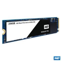 WD Black 256GB SSD m.2 PCIe 2280 WDS256G1X0C