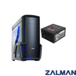Zalman Z11 NEO 700W Mid Tower Kasa/Siyah