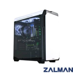Zalman Z9 NEO PLUS Mid Tower Kasa/Beyaz