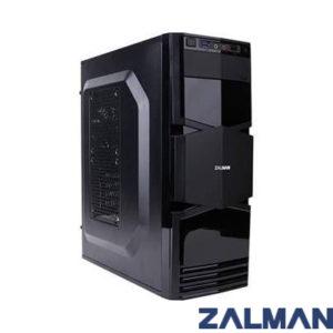 Zalman ZM-T3 Mini Tower Siyah Kasa PSU Yok