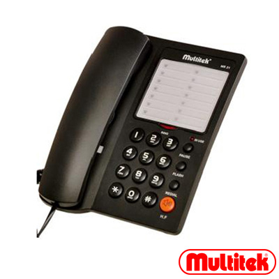 Multitek MS21 Kablolu Telefon