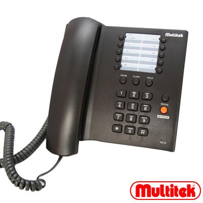 Multitek MS25 Kablolu Telefon Modelleri