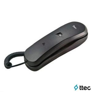 Ttec Tk150 Masa Üstü-Duvar Tipi Telefon Siyah