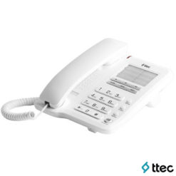 Ttec Tk2900 Kablolu Masa Üstü Telefon Beyaz
