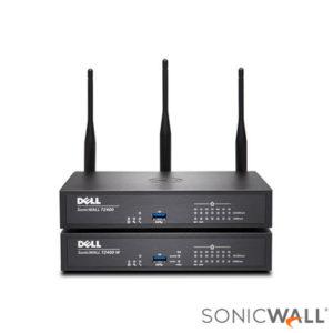 0504 SonicWALL TZ 400 S.U 2 Yıl CGSS