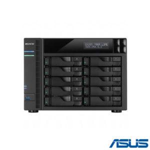 ASUSTOR AS-6210T 10 YUVA NAS DEPOLAMA ÜNİTESİ 4GB